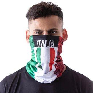 Máscara Bandana Itália Proteção Ciclismo Pesca Moto