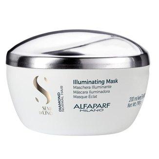 Máscara Capilar Alfaparf Milano Semi Di Lino Diamond Illuminating 200ml