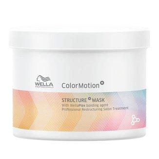 Máscara Condicionadora Wella Color Motion 500ml