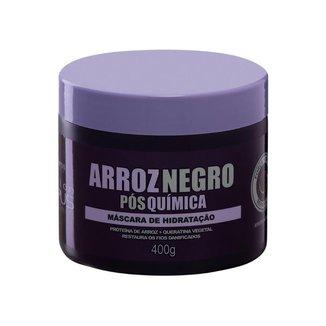 Máscara de Cabelo Hidratação Arroz Nego Salon Opus 400 g