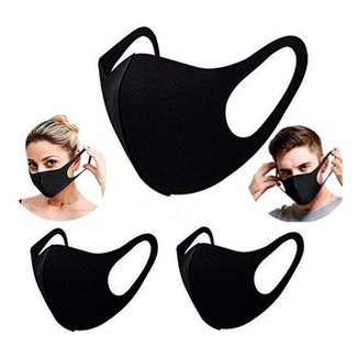 Máscara de Proteção Carol Cosméticos - Neoprene 1Un