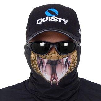 Máscara De Proteção Solar Cobra Uv 50 Protection - Pesca Esportiva