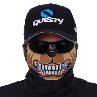 Máscara De Proteção Solar Pit Bull Uv 50 Protection - Pesca Esportiva