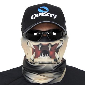 Máscara De Proteção Solar Predador Uv 50 Protection - Pesca Esportiva