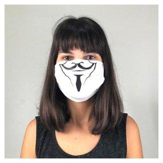 Máscara de Proteção UV Line Vingança 1 Un