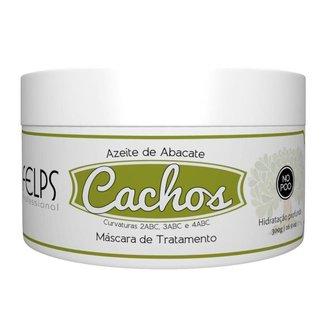 Máscara de Tratamento Felps Cachos Azeite de Abacate 300g