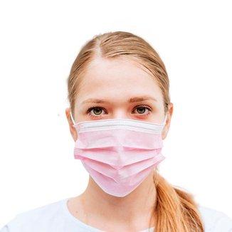 Máscara Descartável Clipe Nasal Pacote com 500 Un Conforto