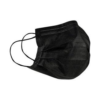 Máscara Descartável TNT Tripla Clipe Nasal Anvisa Caixa c/ 100 Un