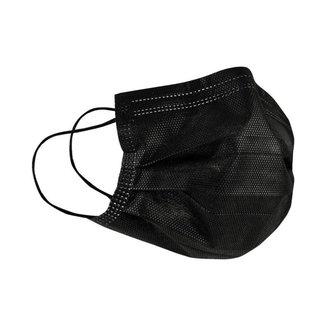 Máscara Descartável TNT Tripla Clipe Nasal Anvisa Caixa c/ 50 Un