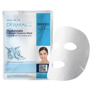 Máscara Facial Anti-envelhecimento Dermal - Colágeno com Ácido Hialurônico 23g