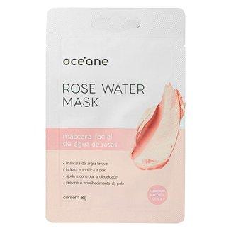 Máscara Facial Océane – Água de Rosas 8g