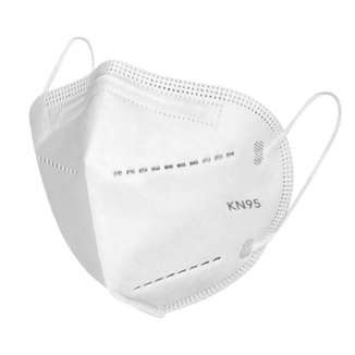 Máscara Hostpitalar Descartável KN95 5 Camadas 50un Proteção