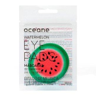 Máscara para Olhos Océane Watermelon Eye Pads 10 Un