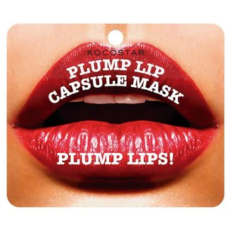 Máscaras para Lábios Blink Lab – Lábios Volumosos 7 Cápsulas