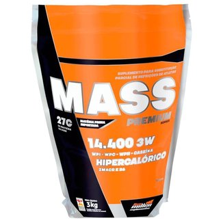 Mass 14400 Premium - Refil - 3 Kg - New Millen