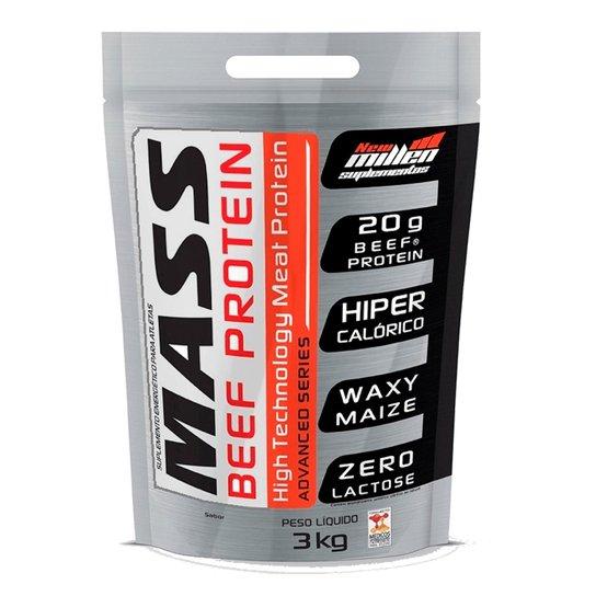 MASS Beef Protein 3 kg - New Millen -