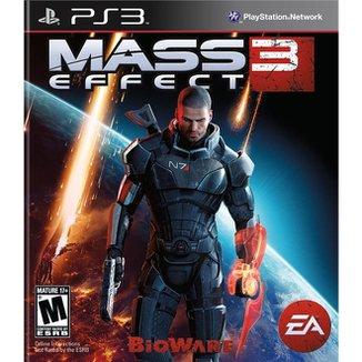 Mass Effect 3 - Ps3