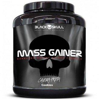 Mass Gainer - 3000g Cookies & Cream - Black Skull