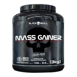 Mass Gainer 6.6 Lbs - Black Skull