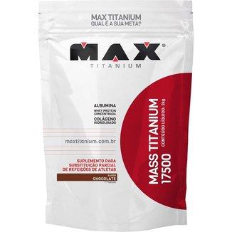 Mass Titanium 17500 (Sc) 3Kg - Max Titanium