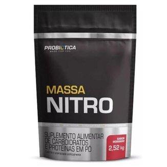 Massa Nitro Probiotica 2,52kg Refil