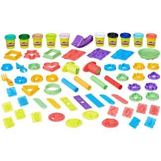 Massinha Play-Doh Moldes e Ferramentas Hasbro