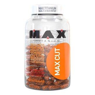 Max Cut 60 Cáps - Max Titanium