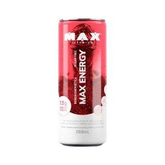 Max Energy - 269ml Max Titanium