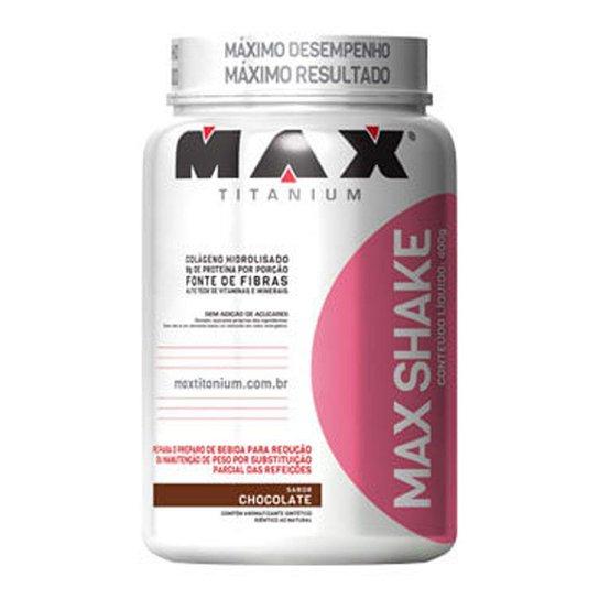 Max Shake 400 g - Max Titanium -