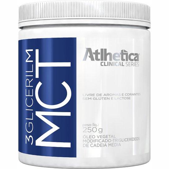 MCT 3 Gliceril 250g- Atlhetica Nutrition -