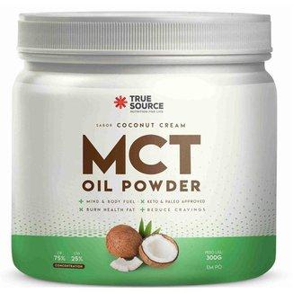 Mct Oil Powder (Pt) 300G - True Source
