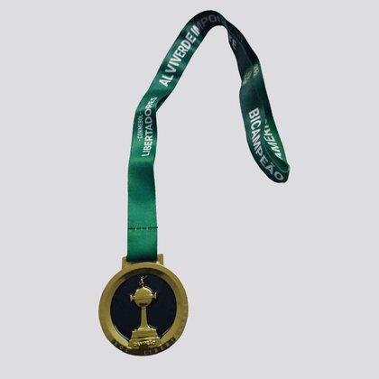 Medalha Campeão Libertadores Palmeiras 2020