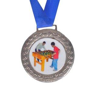 Medalha de Pebolim Dinâmica Diversões