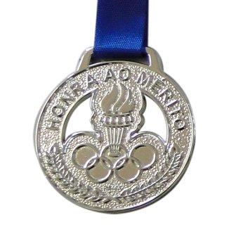 Medalha Rema Pequena Prata 36mm