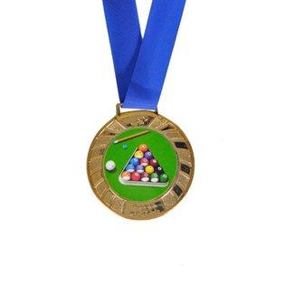 Medalha Sinuca - Dinâmica Diversões