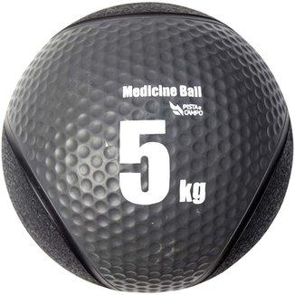Medicine Ball Pista e Campo de Borracha Inflável Premium 5kg