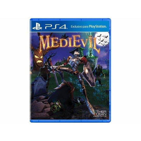 MediEvil para PS4 - Incolor