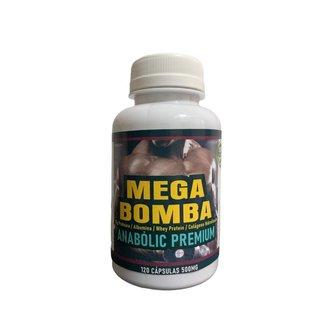 Mega Anabólic Premium 500mg Itaervas