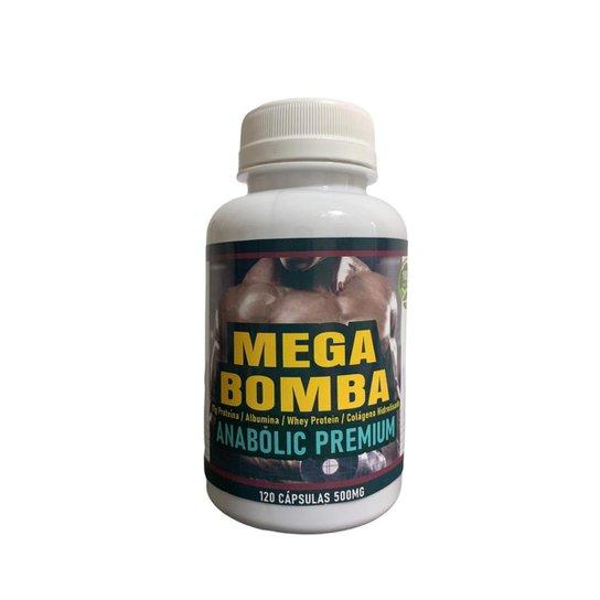 Mega Anabólic Premium 500mg Itaervas -