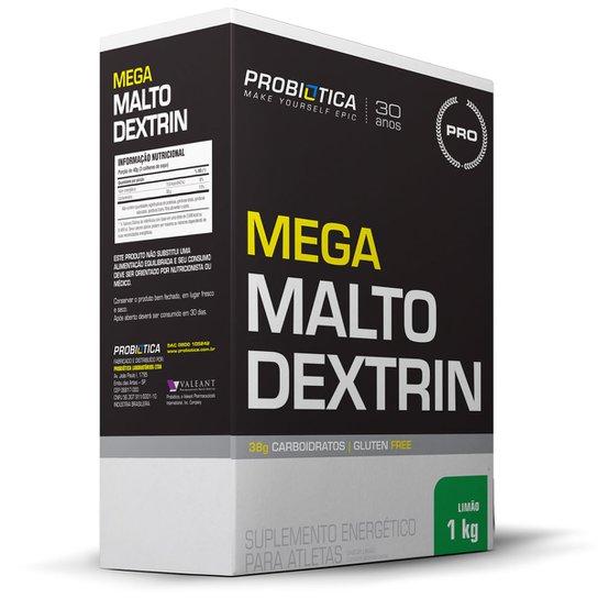 Mega Malto Dextrin 1kg - Probiótica -