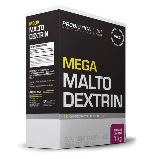 Mega Maltodextrim 1 kg - Probiótica -
