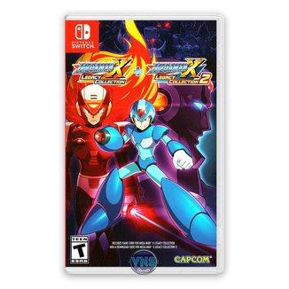 Mega Man X Legacy Collection 1+2 - Switch