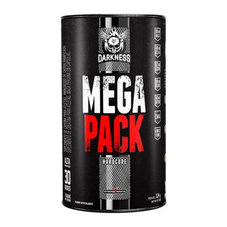 Mega Pack 30 Packs Darkness - IntegralMédica