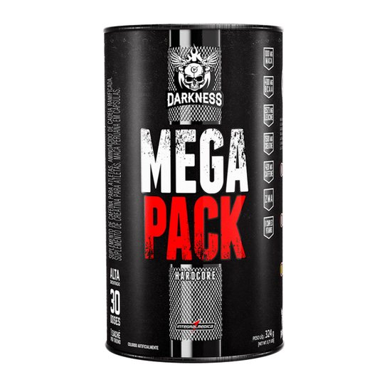 Mega Pack 30 Packs Darkness - IntegralMédica -