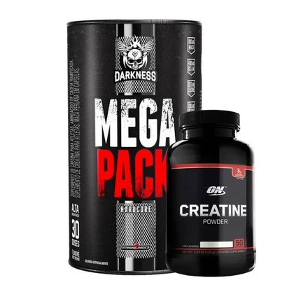 Mega Pack – 30 Packs – Darkness - Integralmedica