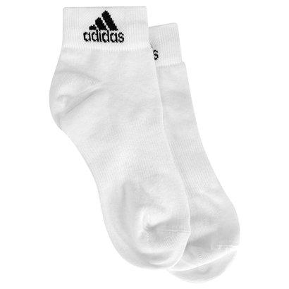 Meia Adidas Ankle Thin Cano Médio