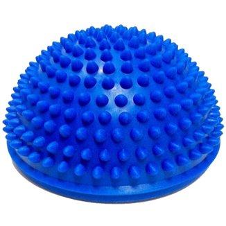 Meia Bola de Equilíbrio 16cm para treinamento funcional LIVEUP LS3572