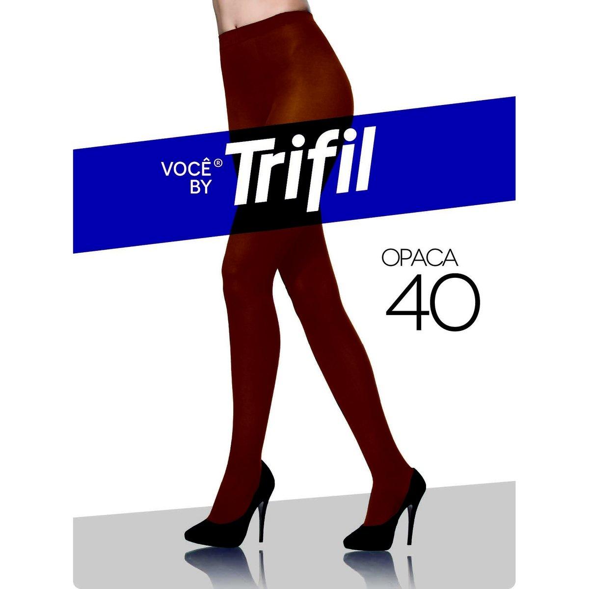 8fc870aba Meia-Calça Feminina Trifil Fio 40 Natural