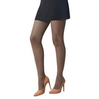 Meia-Calça Selene Básica Fio 15 Feminina
