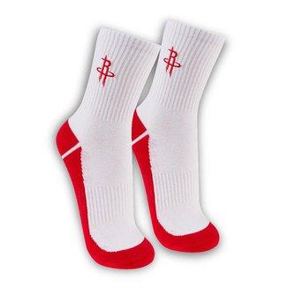Meia Cano Médio NBA Houston Rockets